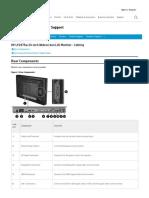 Conexsiones Monitor Hp Lp2475w 24-Inch