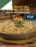 Recetario Dia Pasta