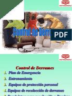 Control de Derrames