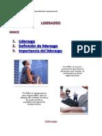 Liderazgo y Liderazgo en Chile