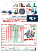 Prince Pipe Fitting