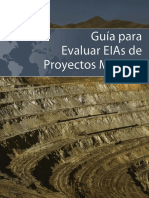 00Guia  para Evaluar EIAs de Proyectos Mineros.pdf