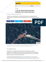 Las Cicatrices de La Amazonía Peruana_ Imágenes Satelitales de La Tala Selectiva _ Elcomercio.pe