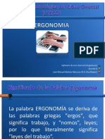 Ergonomía Software de uso General