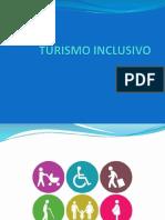 Presentacion. Induccion al  Turismo Inclusivo