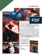 Llega ECC Cómics, la Revista de Cómics de ECC Ediciones