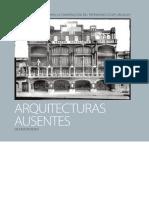 Arquitecturas Ausentes de Montevideo