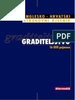 Englesko - hrvatski strukovni rječnik, Graditeljstvo.pdf