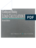 Cooling and Heating load calculation manual.pdf