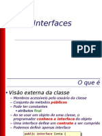 11 Interfaces
