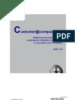 Detecon Opinion Paper Customer@company.net