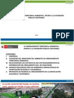 7. Ordenamiento Territorial Ambiental