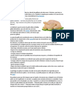 DEFINICIÓN DEPOLLO