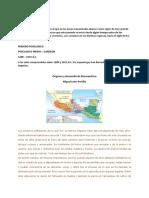 Cronologia _ Miguel Leon Portilla