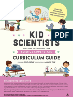 Kid Scientists Curriculum Guide