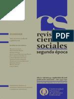 Revista de Ciencias Sociales #034