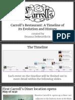 Carroll's Restaurant