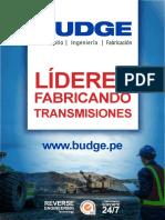 Brochure BUDGE 2018