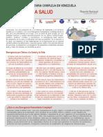 Reporte Nacional Salud