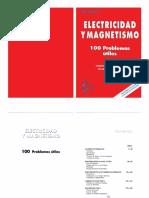 Electricidad y magnetismo - 100 problemas Utiles.pdf