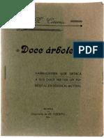 Doce arboles Ricardo Codorniu