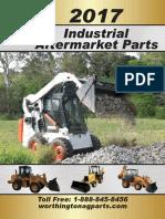 Aftermarket Industrial Skid Steer Parts Catalog