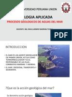 Proceso Geologico Del Mar