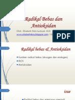 Materi 3. Antioksidan
