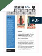 Contacto FAC 59 (Boletín)