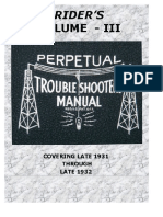 Perpetual Troubleshooter's Manual - Vol 03 (1931-1932) - John F. Rider