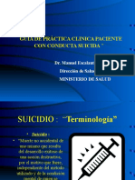 Guia de Conduct a Suicida