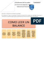 Como Leer Un Balance Generalyk