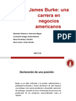 James Burke_una Carrera en Negocios Americanos