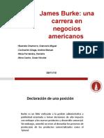 James Burke_una Carrera en Negocios Americanos