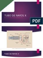 Tubo de Rayos X COMPLETO