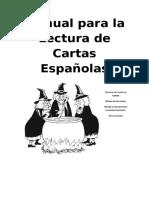 Los Naipes de La Baraja Española Son Un Metodo de Adivinación Del Futuro