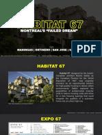 Habitat 67  - MANINGAS, ORTINERO, SAN JOSE, SANTOS