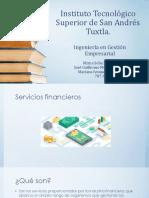 Servicios Finacieros