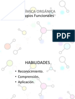 Quimica Organica Grupos Funcionales