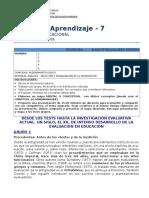 7 Actividad Modelos Evaluativos