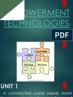 EMPOWERMENT TECHNOLOGY LESSON 1