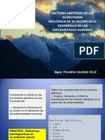 Factores Abioticos en Los Ecosistemas 1
