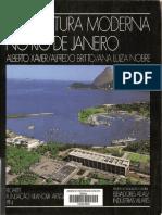 Arquitetura Moderna No Rio de Janeiro - Alberto Xavier