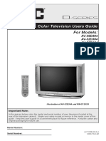 MANUAL-2000-Television 32inch Jvc 32d302-Tv Manual(Av32d304 52121ien