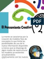 02. Pensamiento Creativo