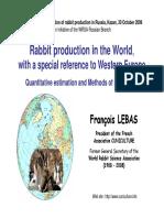 2009 Lebas KAZAN Production of Rabbit