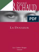 Andre de Richaud - La Douleur