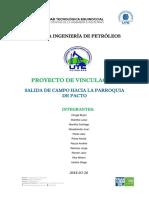 Proyecto Final Vinculacion