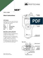 Vibscanner Short g