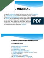 Habitos mineralogicos